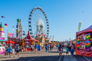 special events like the state fair need insurance coverage